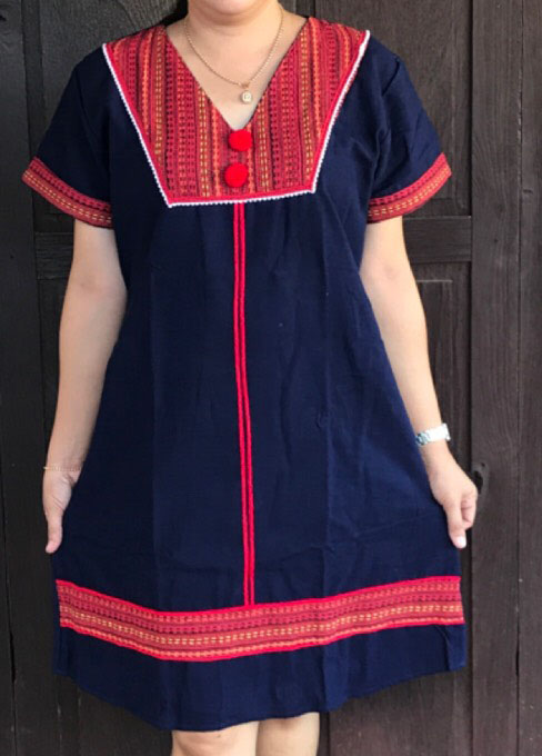 Cotton Dress-BNB-CMCD06