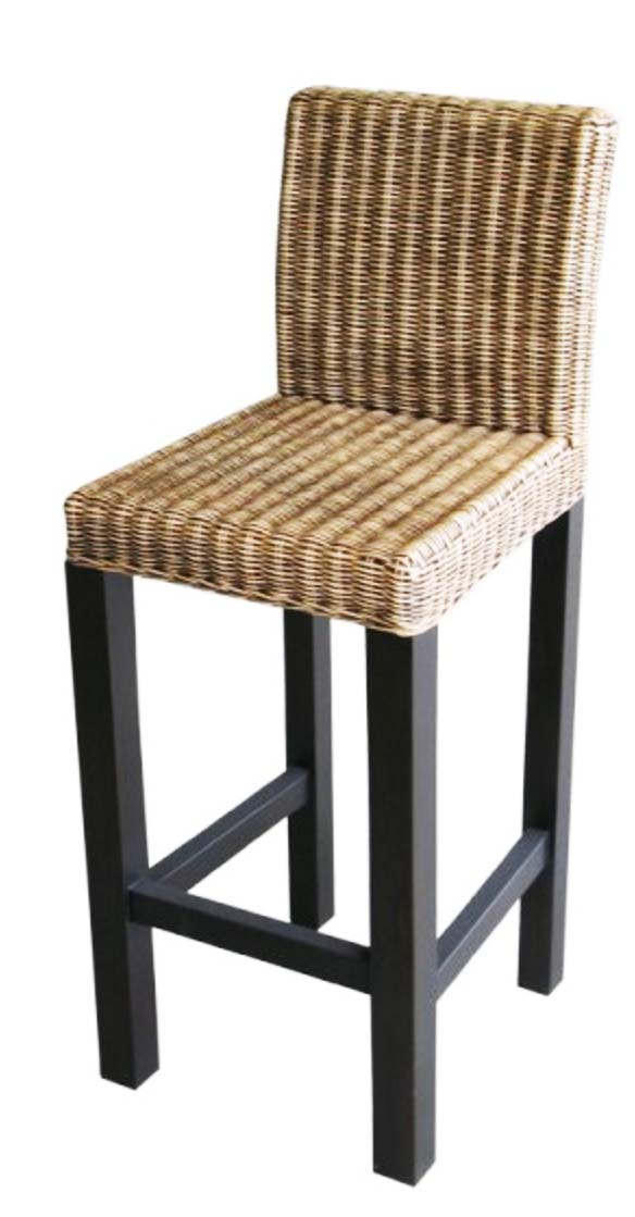 PS-Rattan Stool3- SL3