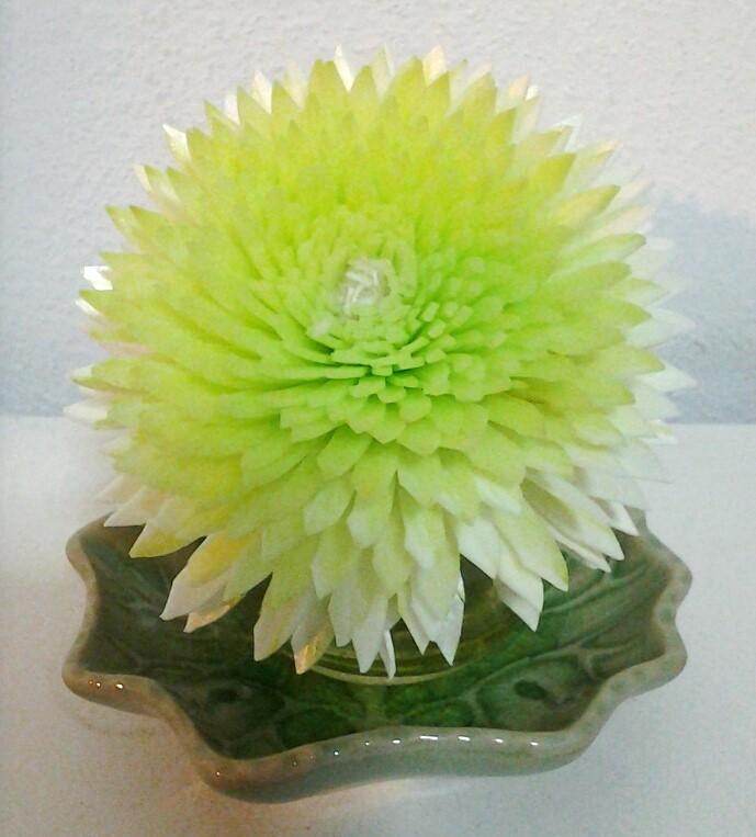 Green duffuser