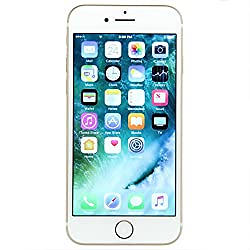 Apple iPhone 7, 32GB, Gold - Fully Unlocked (Renewed)