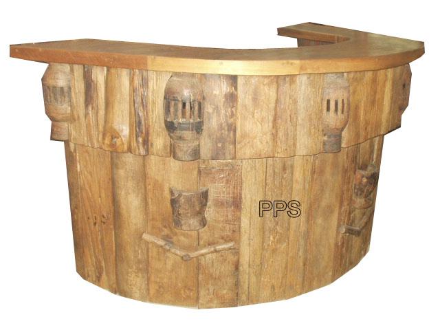 PS-Wood Shelf (sn308-1)