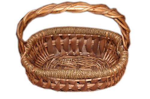 Rattan Basket 1958-1