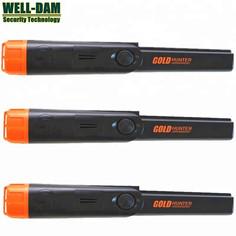 Free shipping TM portable handheld metal detector underground gold detector waterproof pinpointer metal detector