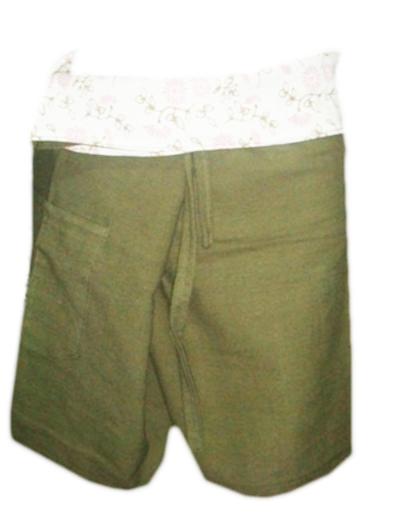 Short Cotton Trouser-G11