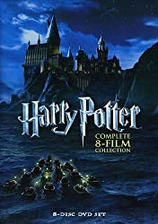 Harry Potter: The Complete 8-Film Collec