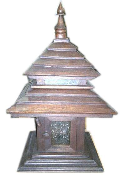 Teak Lamps 2359-1