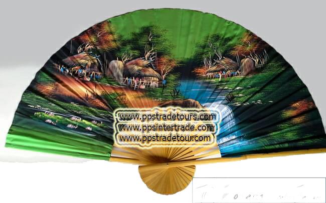 PPS- Wall Satin Fan Paint-32
