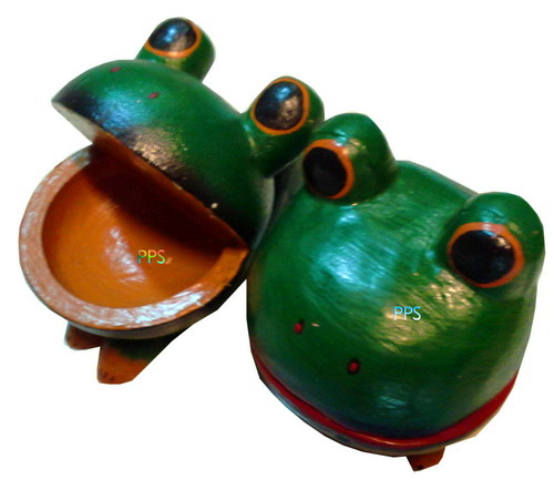 frogs open mouth