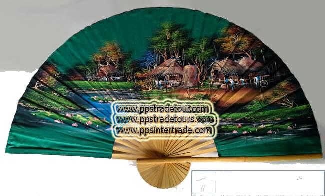 PPS- Wall Satin Fan Paint-33