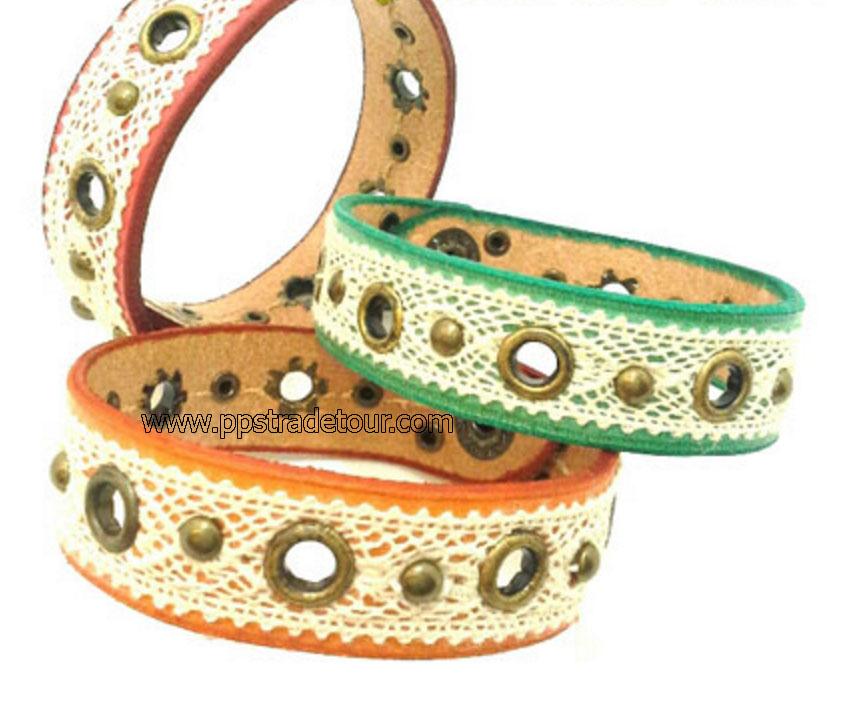 Leather Bracelet-N27