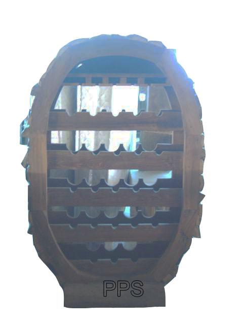 PS-Wood Shelf (sn322)