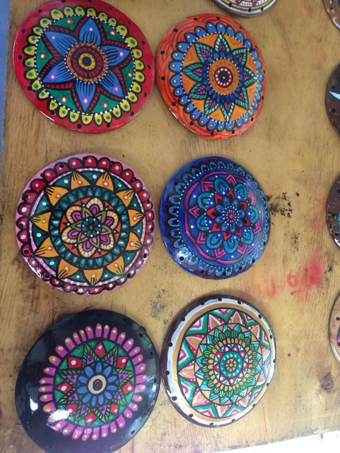 Coconut Shell Tile-5