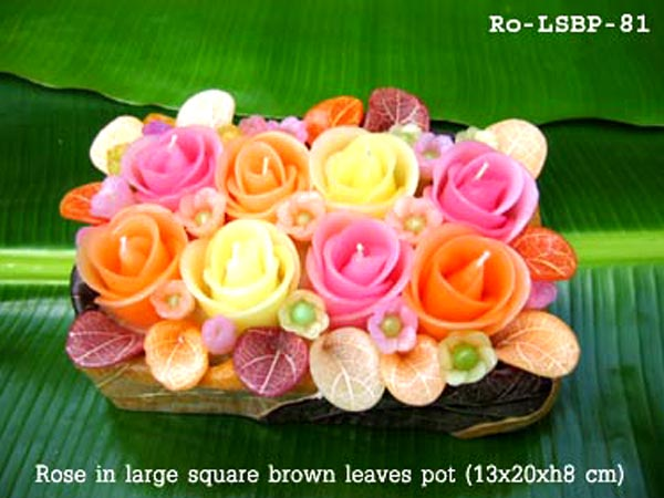 PS-Flower Candle-Ro_LSBP81