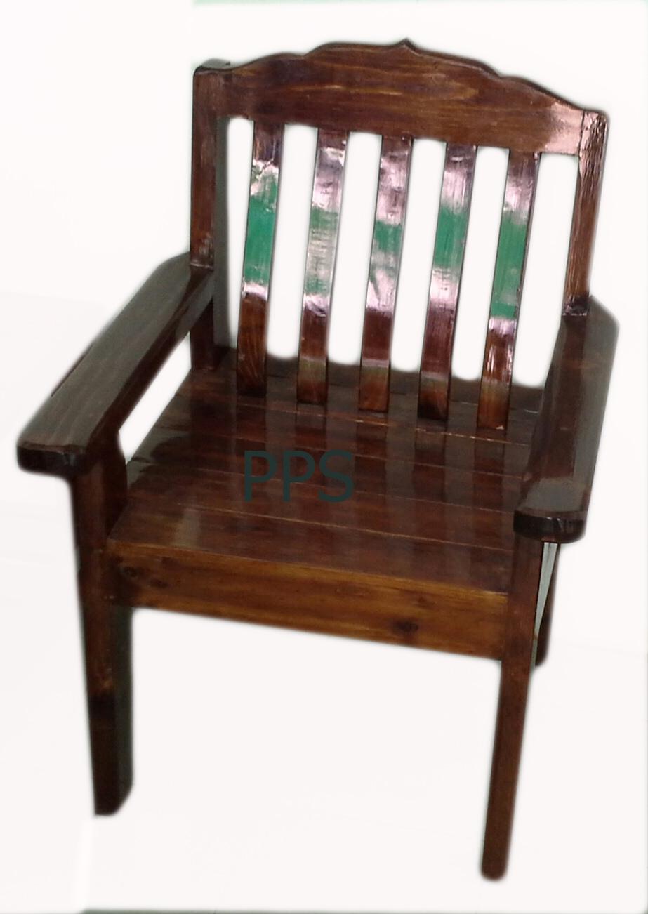 solf wood chair