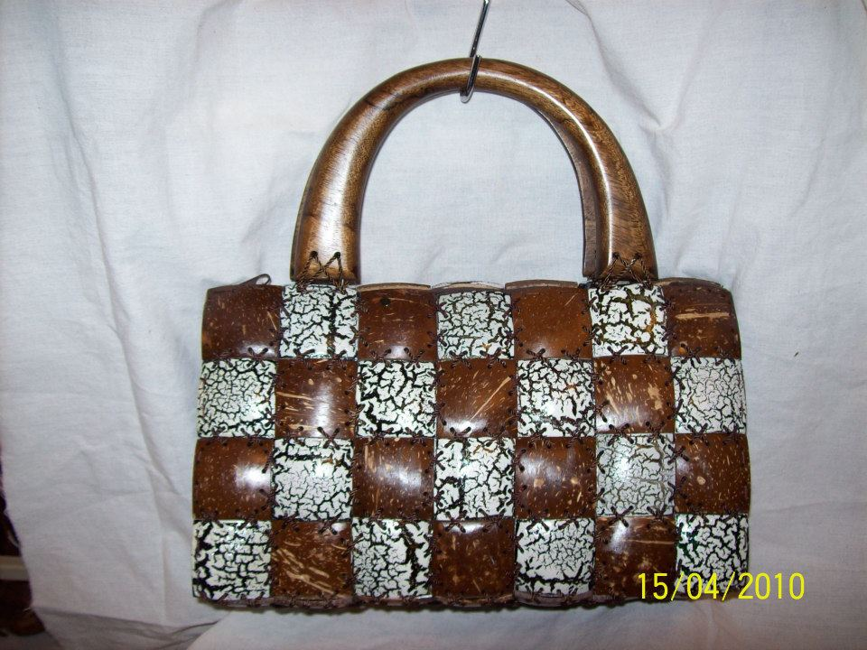 Coconut Shell bag-103