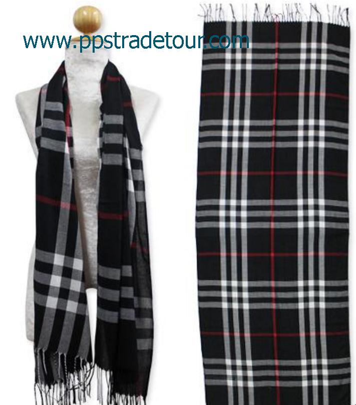 Knitting Wool Men Scarves-PS-SCF16