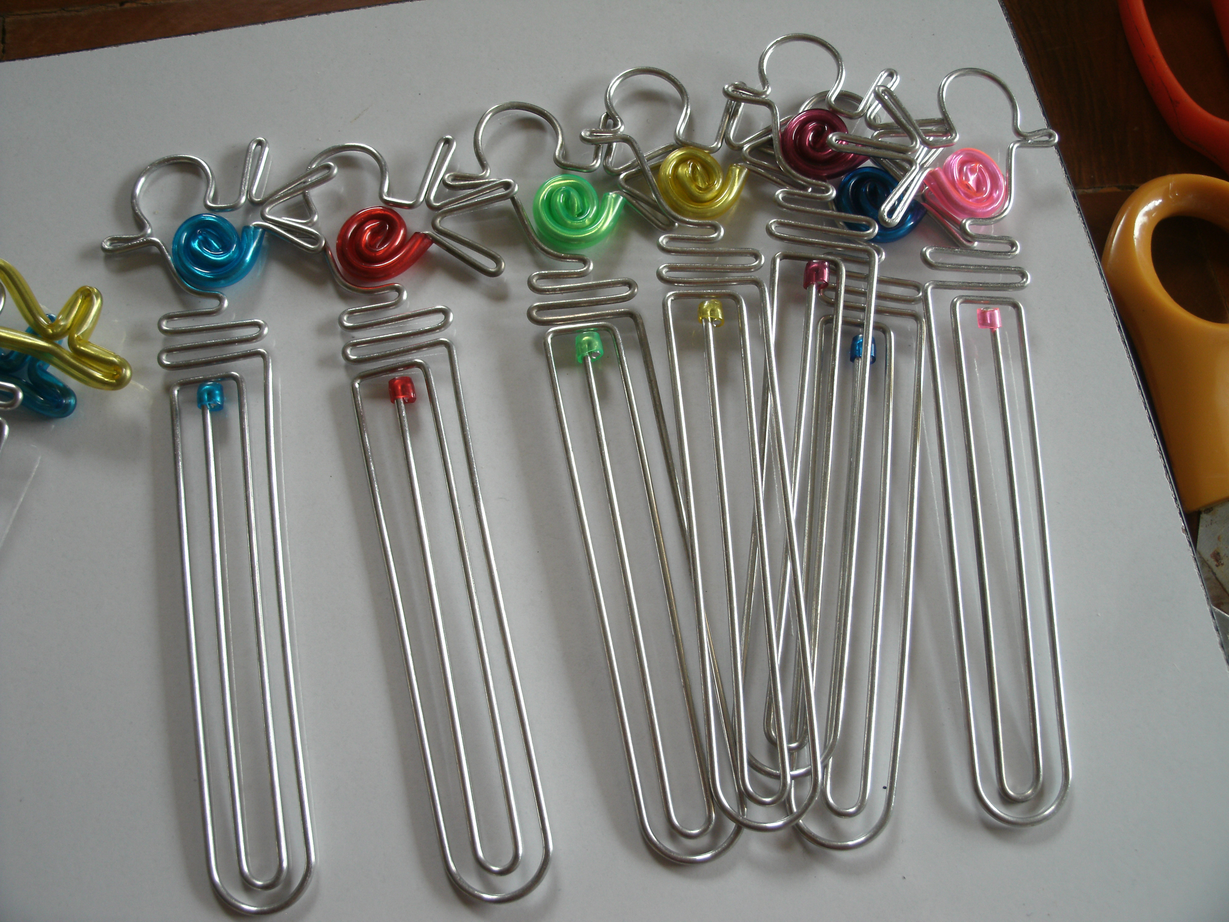 Wire Bookmark