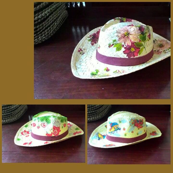 PS-Decoupage Hat-3