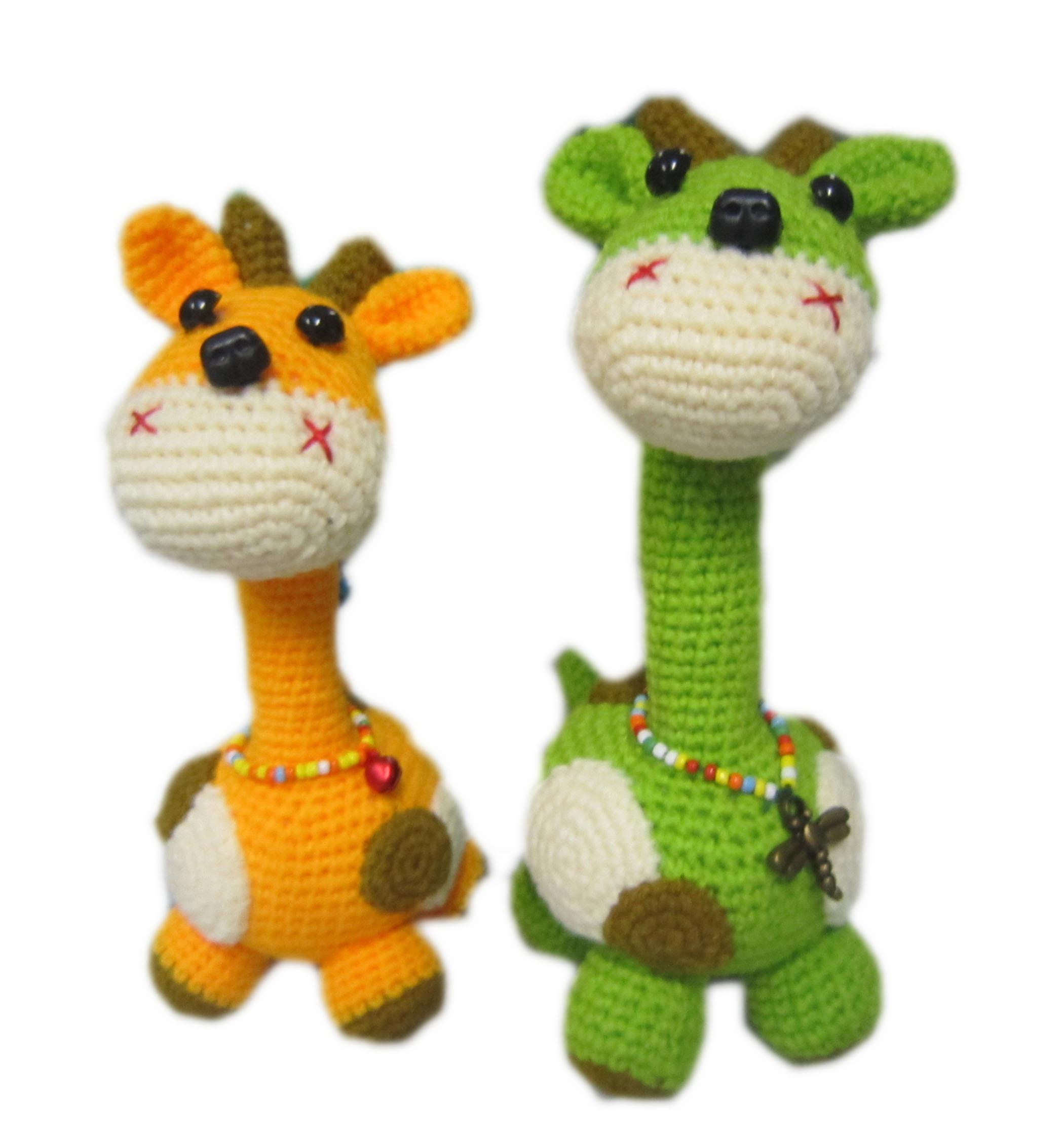 Crochet Doll Keyring-IMG_3564