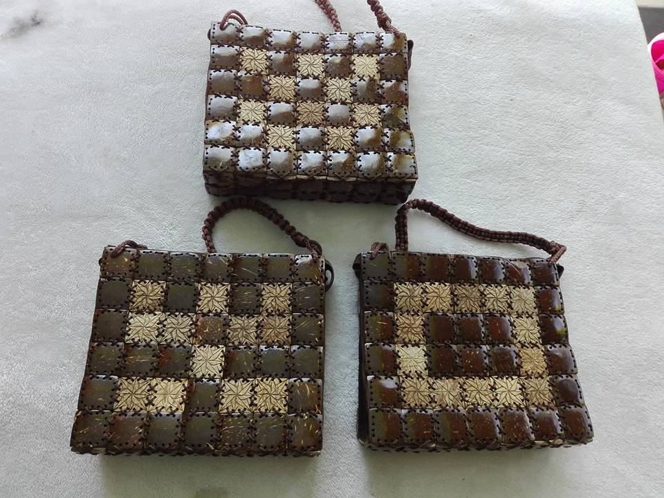 Coconut Shell bag-36