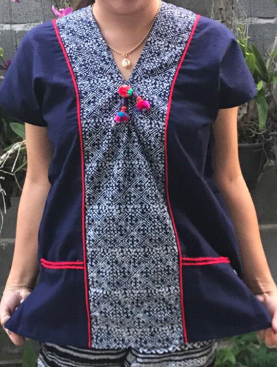 Cotton Dress-BNB-CMCD025