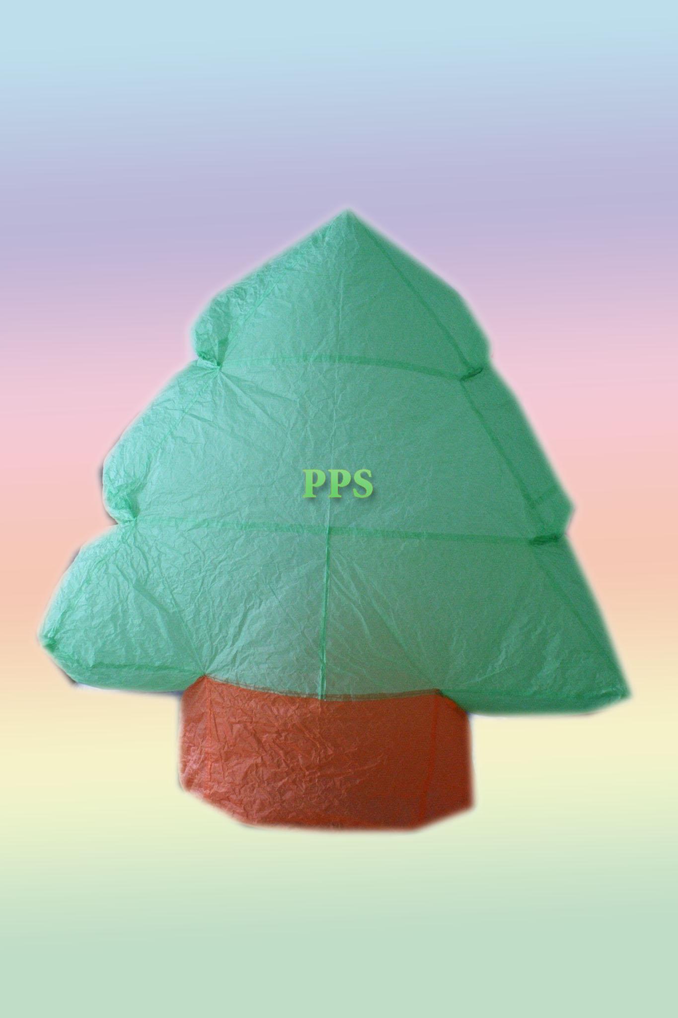 Sky Lantern-pinetree