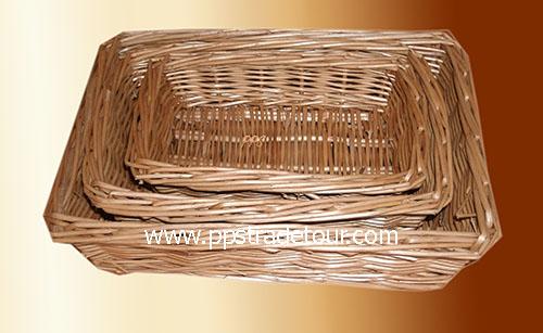 Rattan Basket 1903-1