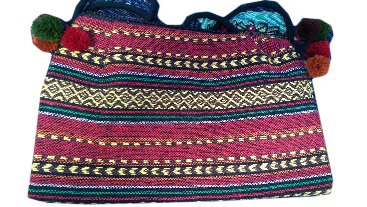 Tribal shoulder bag-TBB-33