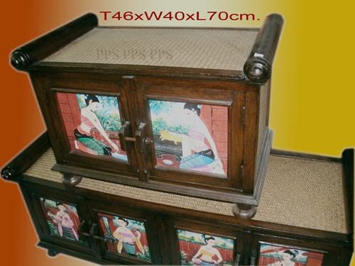 Shoe Cabinet2627-1