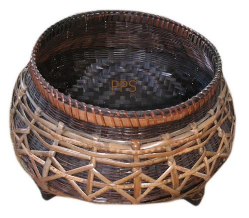 Bamboo Basket 4551-1