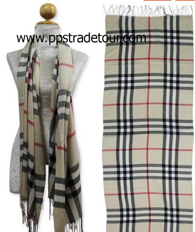 Knitting Wool Men Scarves-PS-SCF15