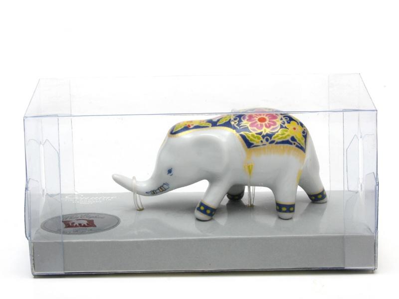 Elephant Ceramic Vase-15