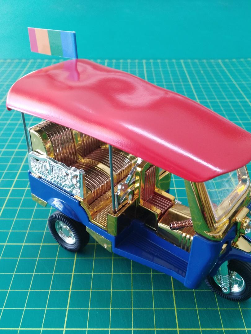 tricycle souvenir
