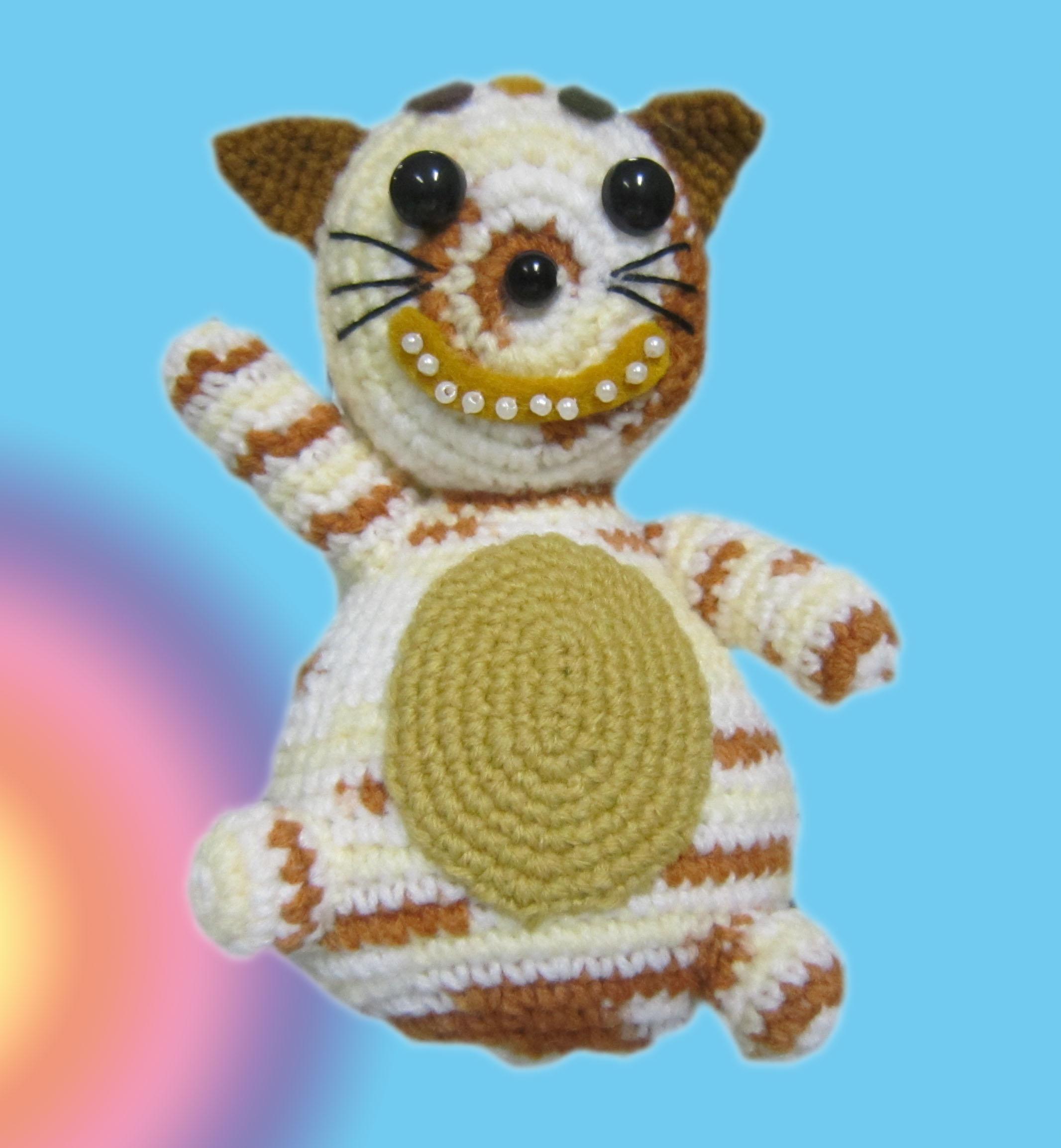 Crochet Doll Keyring-IMG_3569