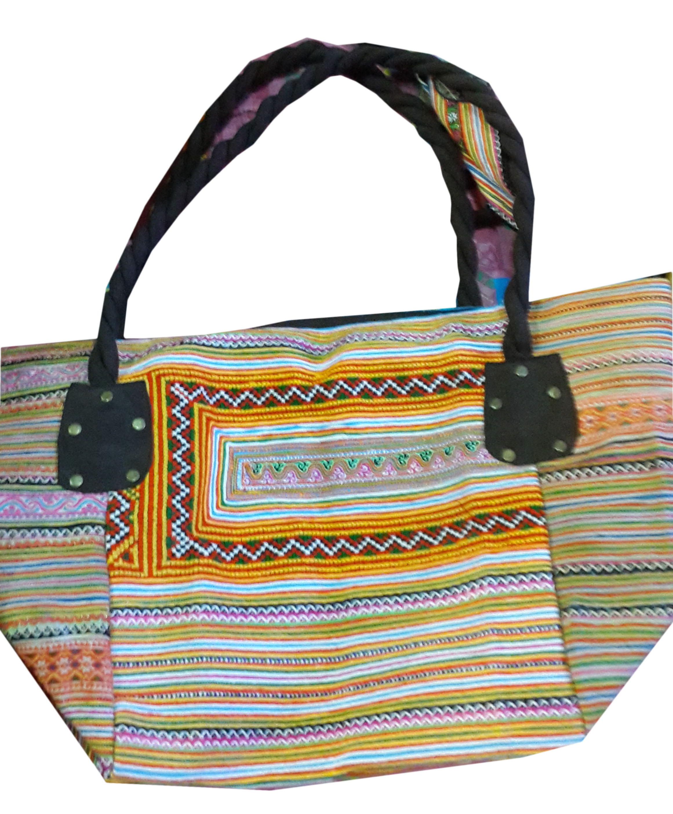 Tribal shoulder bag-TBB-37