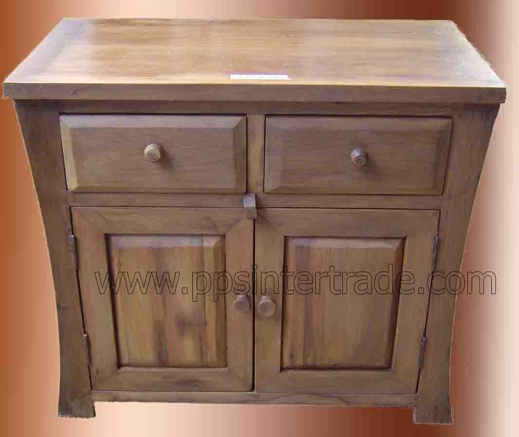 PS-Wood Shelf-sn368