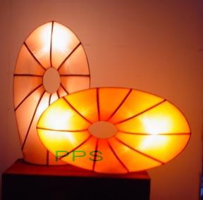 Silk Lamp eye stand