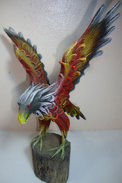 Dustsaw Eagle