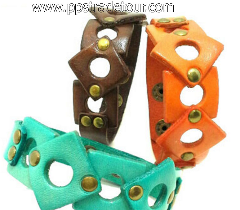 Leather Bracelet-N30