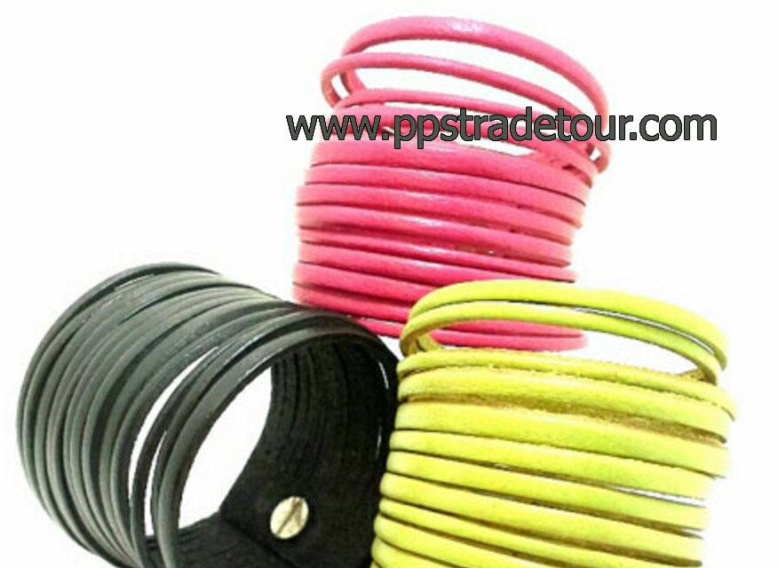 Leather Bracelet-N25