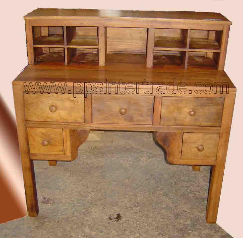 PS-Wood Shelf -sn377