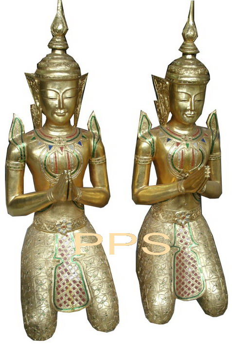 Wood Goddess Image