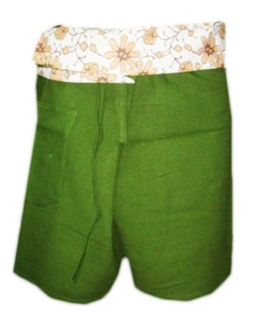 Short Cotton Trouser-G5