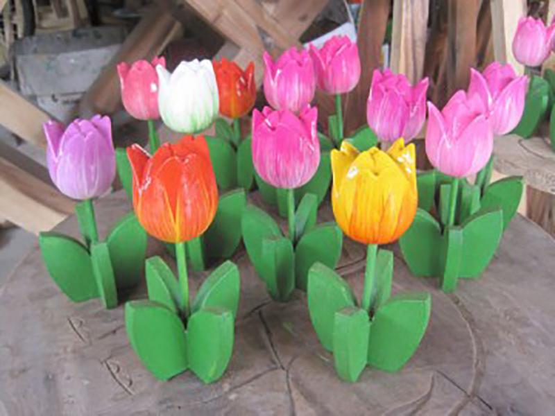 Wood tulib