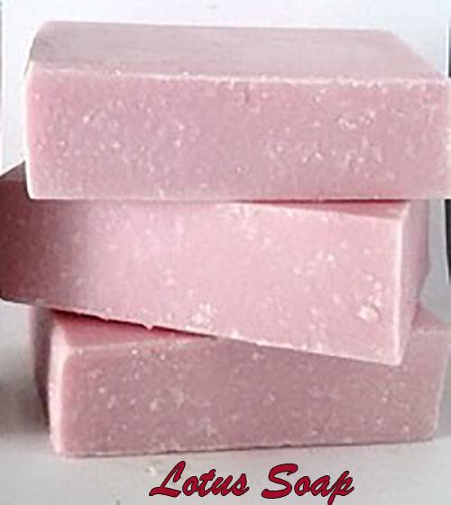 Lotus Soap