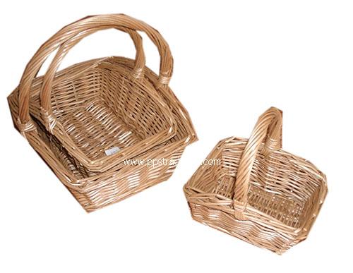 Rattan Basket 1904-1