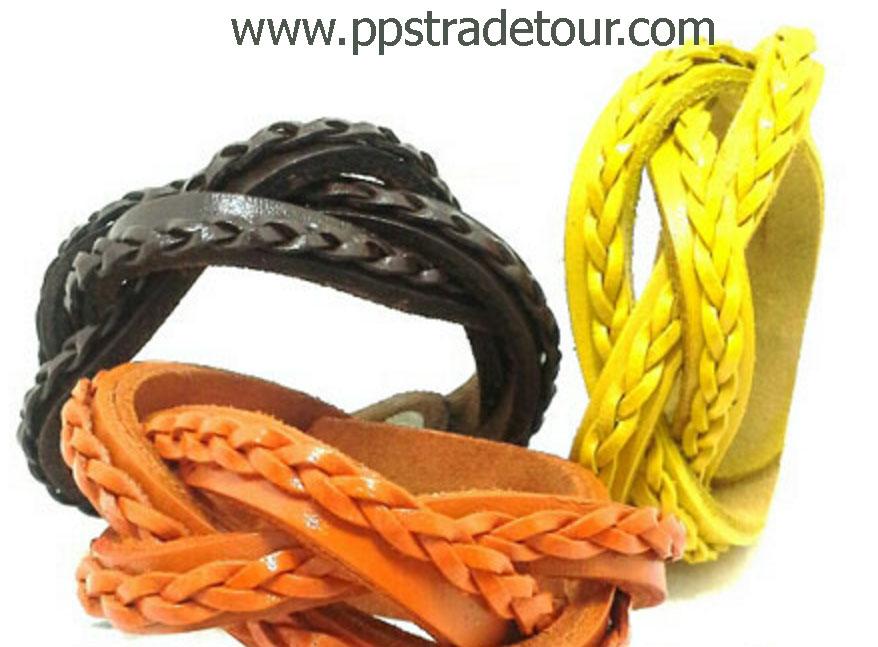 Leather Bracelet-N17
