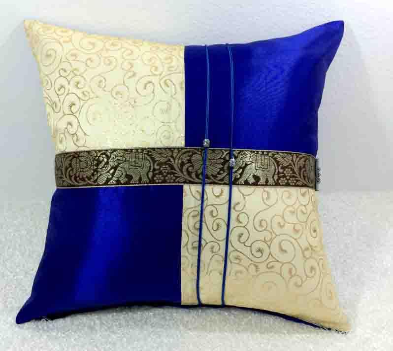 Silk Cushion Pillow Case-235