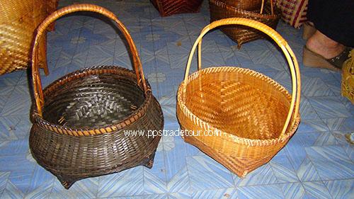 ฺBamboo Basket-PS-BB-01