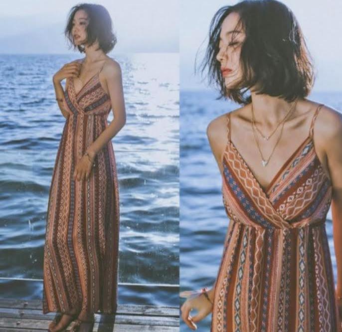 BEACH DRESS-YM-116